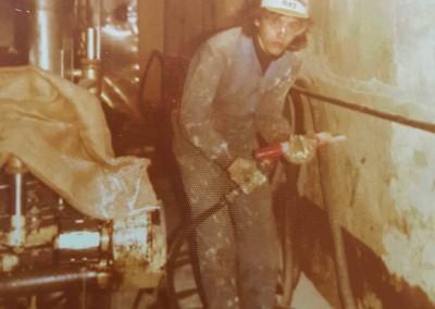 Joe Callaghan In the 70s