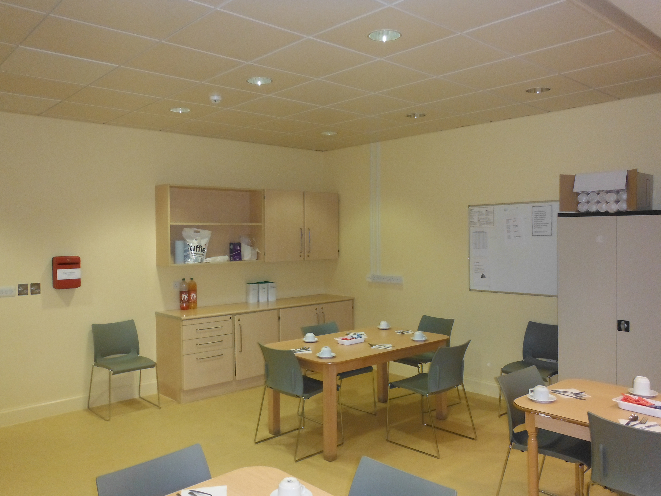Connolly Hospital Canteen Area
