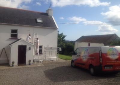 Cottage Repaint
