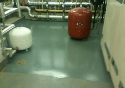 Industrial Floor Washing