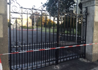 Restoration of Listed Gates